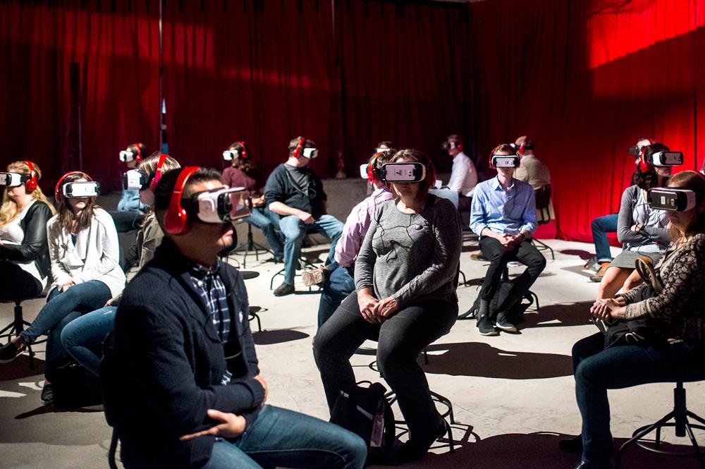 Realidad virtual y artes escénicas. Alejandro López Diseñador gráfico