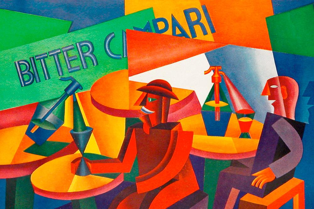 Exposición Fortunato Depero