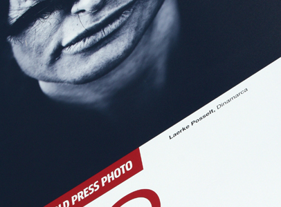 World Press Photo Madrid. Diseño gráfico, A. Alejandro Lopez Martinez