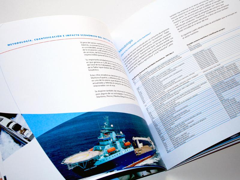 Clúster Marítimo Español 4. Diseño gráfico, A. Alejandro Lopez Martinez