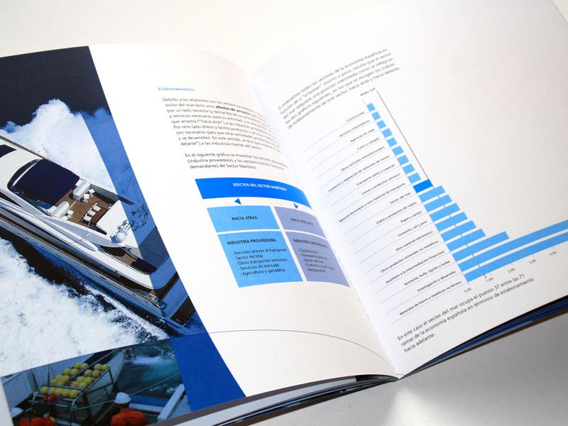 Clúster Marítimo Español 6. Diseño gráfico, A. Alejandro Lopez Martinez