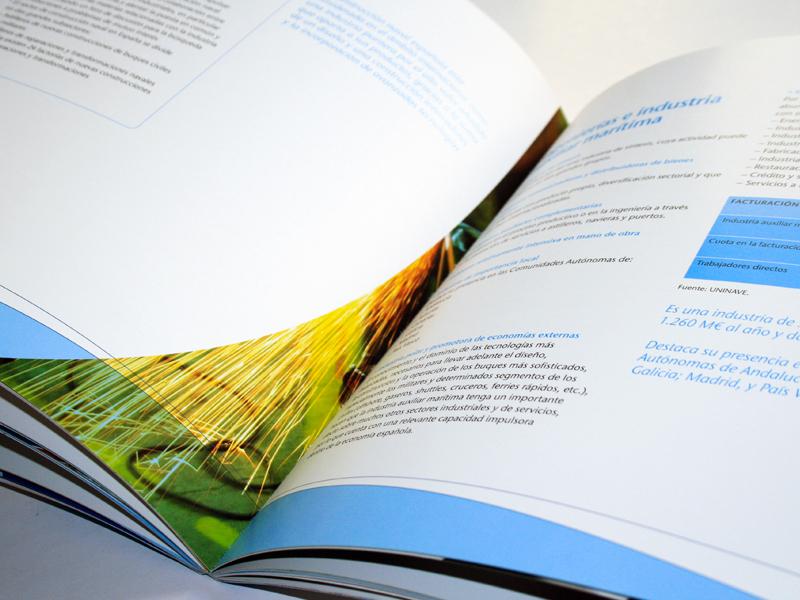 Clúster Marítimo Español 7. Diseño gráfico, A. Alejandro Lopez Martinez