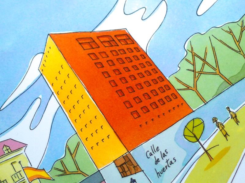 Consejo Economico Social CES-1. Diseño gráfico. A. Alejandro Lopez Martinez
