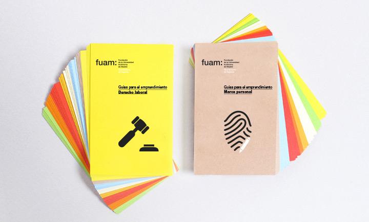 FUAM CIADE Publicaciones 2. Diseño gráfico, A. Alejandro Lopez Martinez