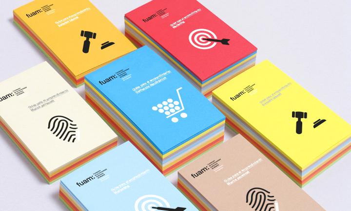 FUAM CIADE Publicaciones 4. Diseño gráfico, A. Alejandro Lopez Martinez