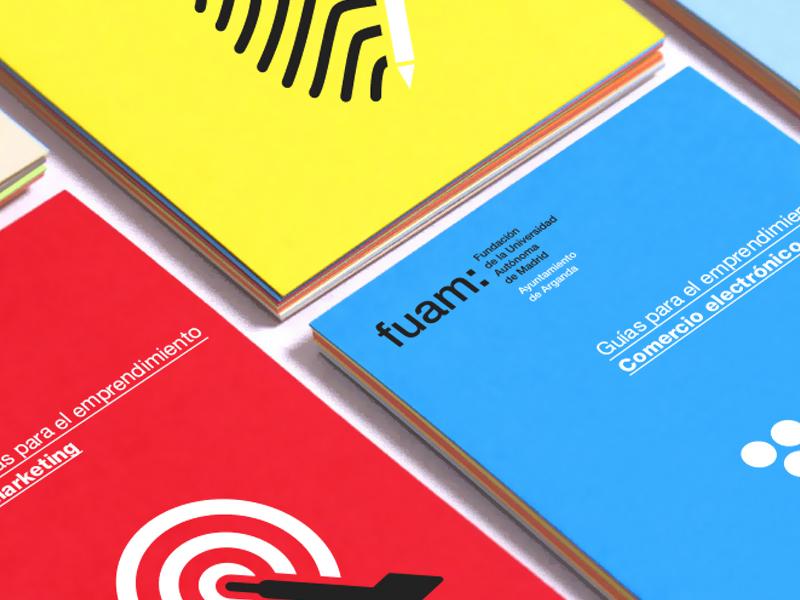 FUAM CIADE Publicaciones Cover. Diseño gráfico Alejandro Lopez