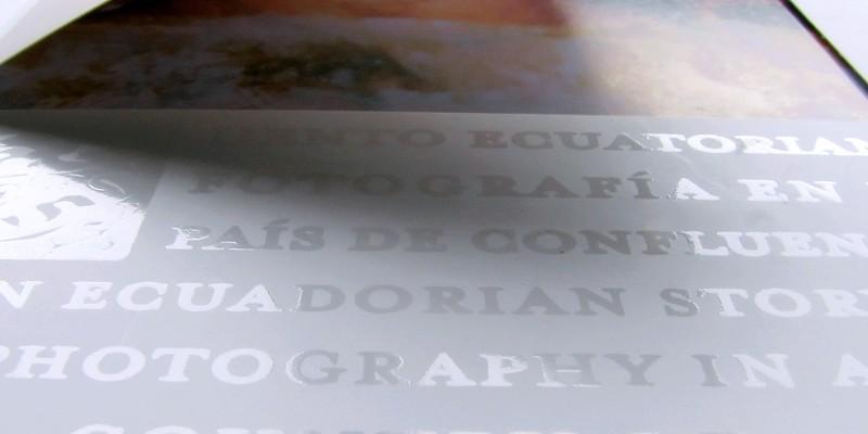 Fotografia Ecuador Catalogo 4. Diseño gráfico, A. Alejandro Lopez Martinez