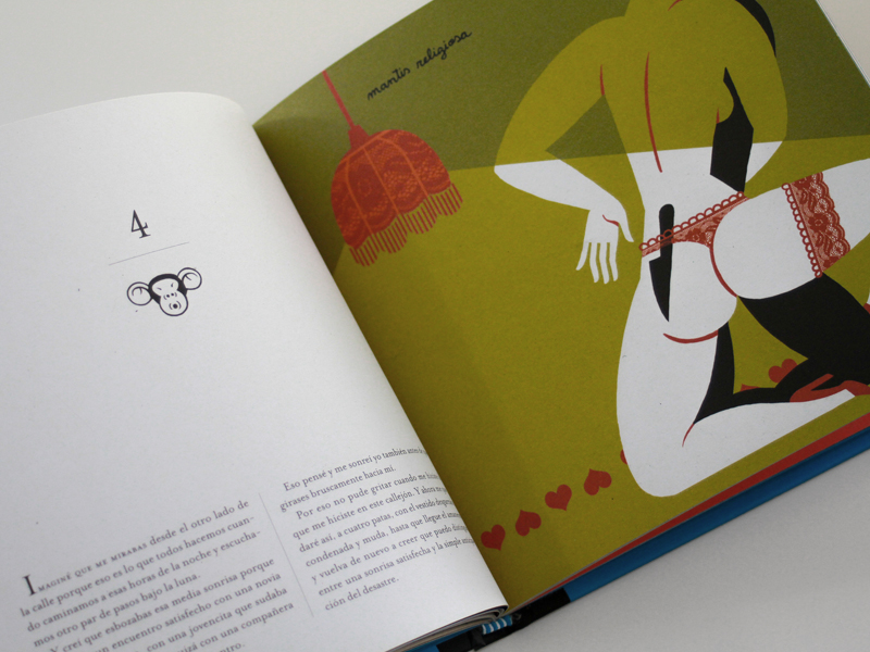 Luci Gutierrez Kamasutra 5. Diseño gráfico, A. Alejandro Lopez Martinez