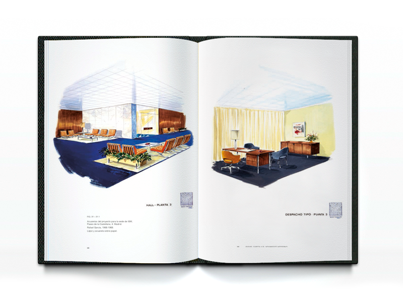 Catálogo Rafael Garcia Museo Nacional de Artes Decorativas. Diseño gráfico, A. Alejandro Lopez Martinez