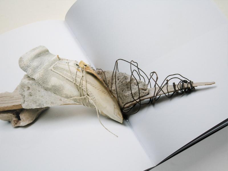 Ruth Pettus, exposición De Paso 2. Diseño gráfico, A. Alejandro Lopez Martinez