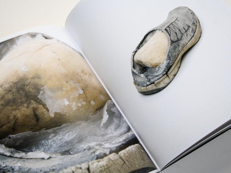 Ruth Pettus. Exposición De Paso 4. Diseño gráfico, A. Alejandro Lopez Martinez