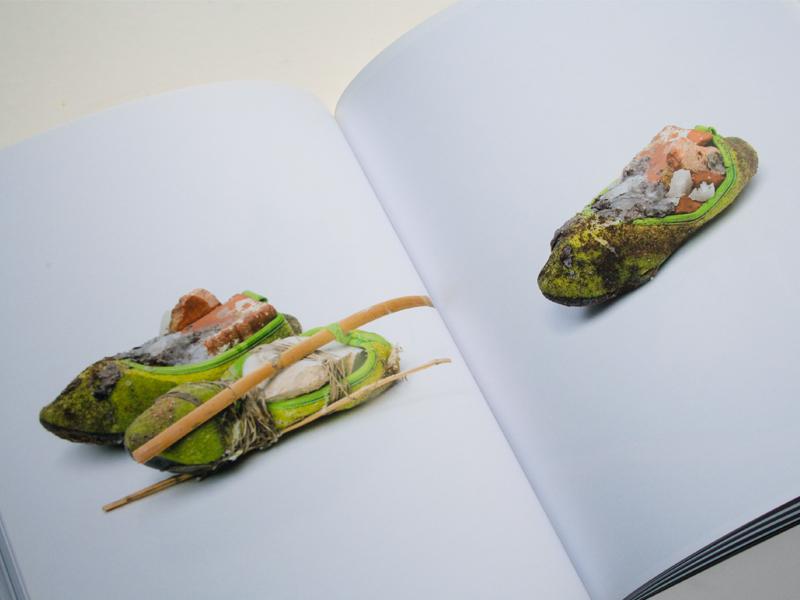 "Ruth Pettus. Exposición ""De Paso"" 5. Diseño gráfico, A. Alejandro Lopez Martinez"