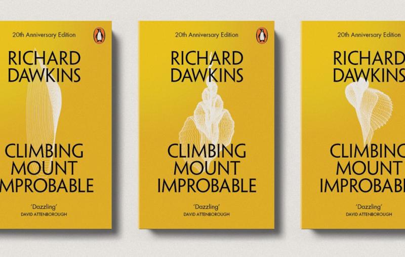 Richard Dawkins, Penguin Books design