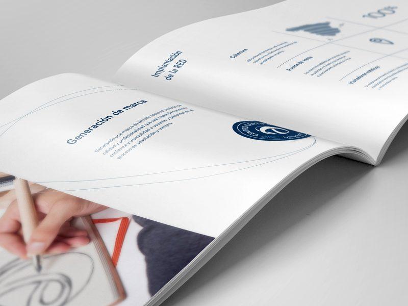 Belsound Grupo GN folleto04 Diseño gráfico Alejandro Lopez