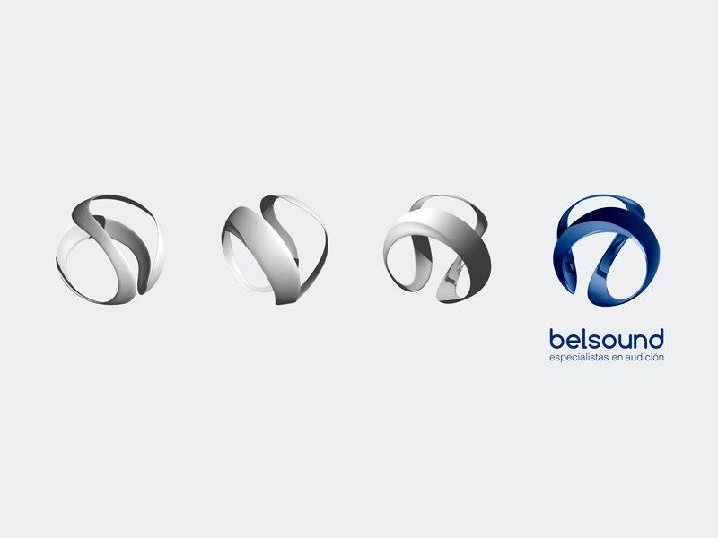 Belsound-evolucion-logotipo